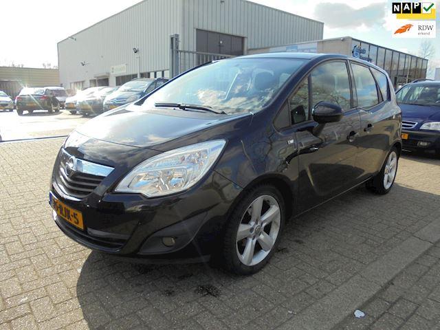 Opel Meriva 1.4 Turbo Edition, NAP, Airco, Nette auto