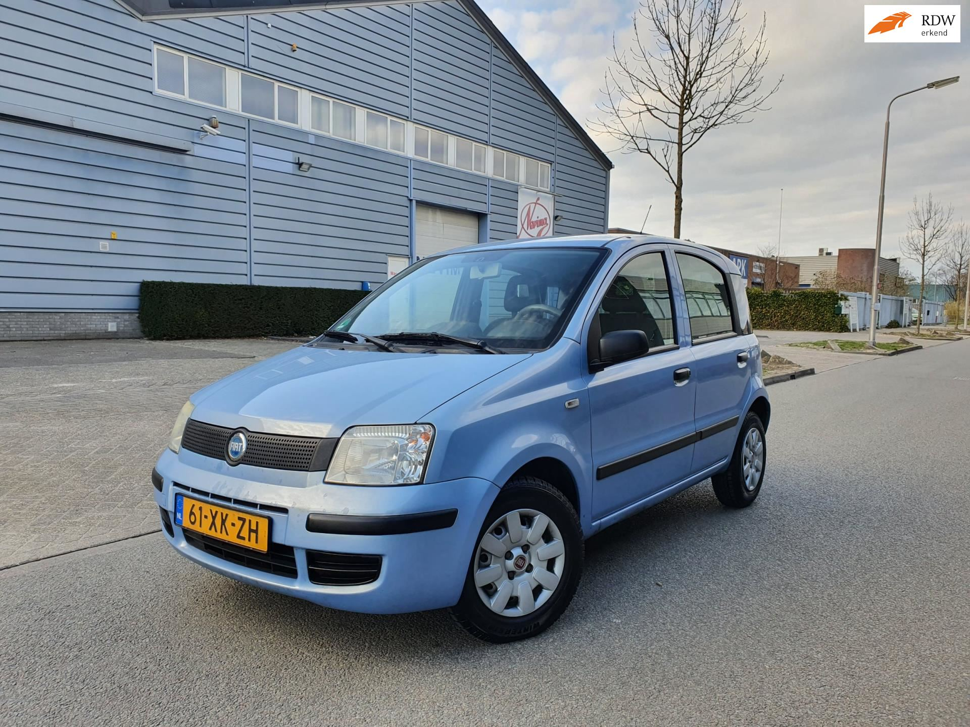 Fiat Panda occasion - Autohandel Direct