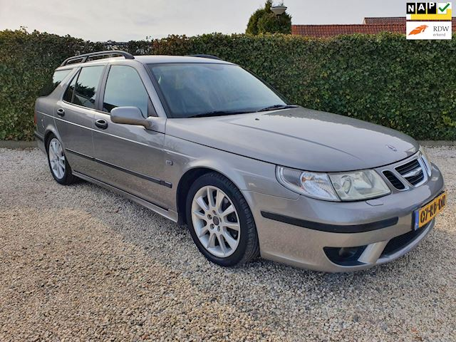 Saab 9-5 Estate 2.3 Turbo Aero Carlsson Automaat Hirsch