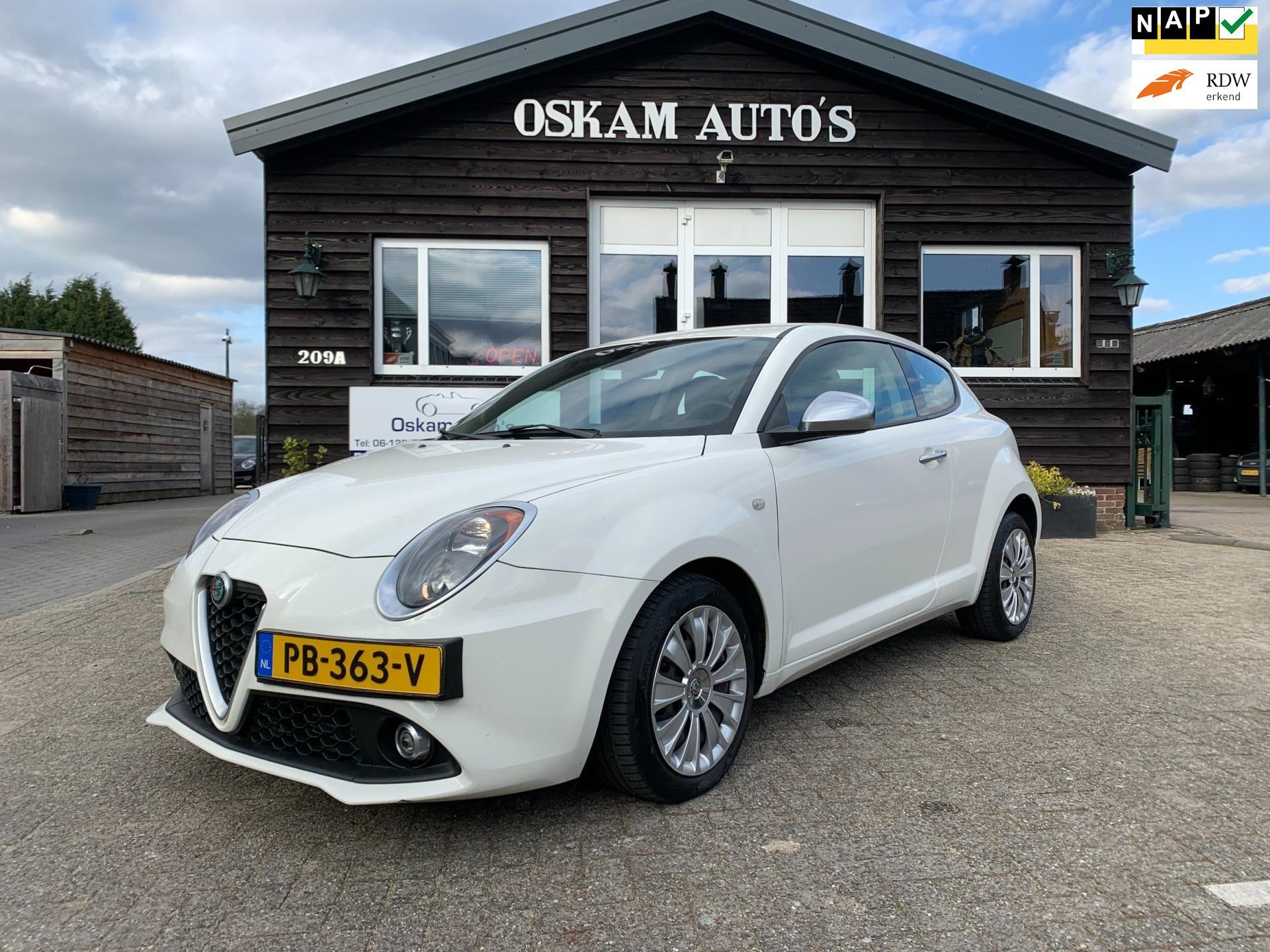 Alfa Romeo MiTo occasion - Oskam Auto's