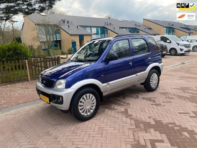 Daihatsu Terios occasion - Autobedrijf Otoman