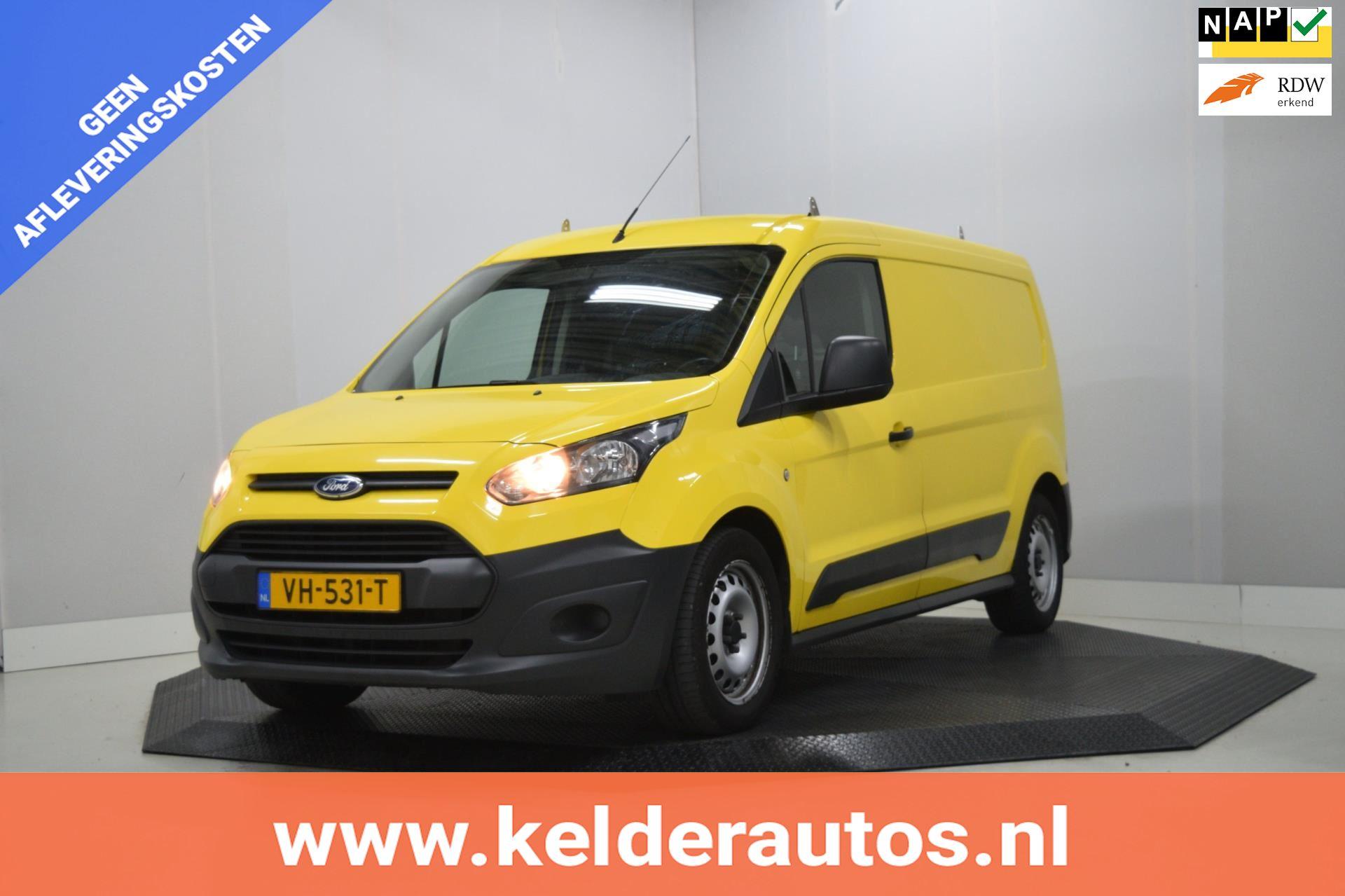 Ford Transit Connect occasion - Arjan Kelder Auto's Nijverdal