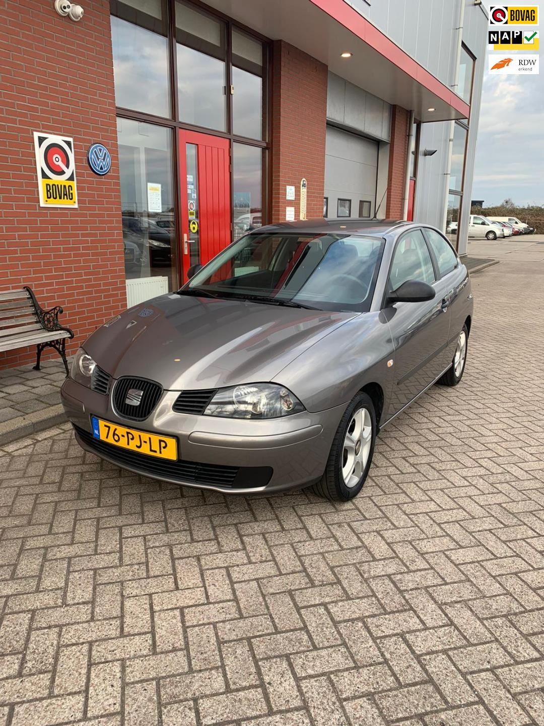 Seat Ibiza occasion - Wester Wognum B.V.