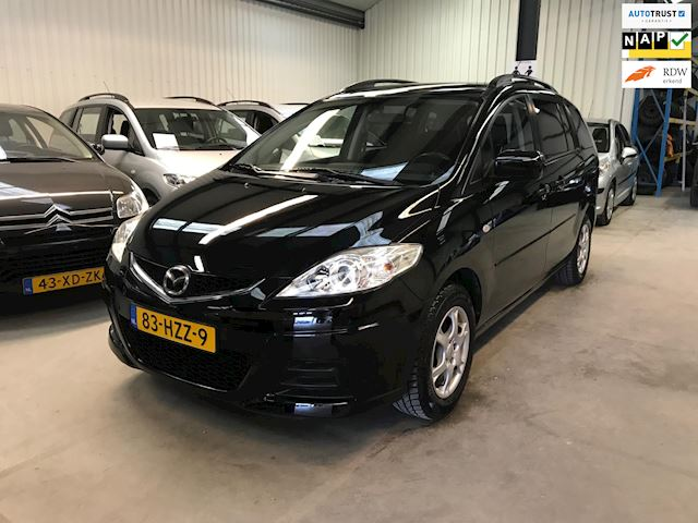 Mazda 5 1.8 Touring FACELIFT/7 PERSOONS/CLIMA/NAP/APK
