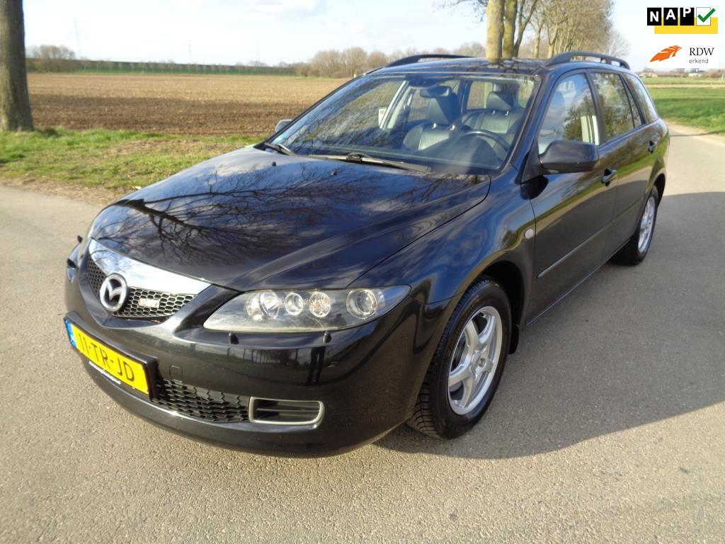 Mazda 6 Sportbreak occasion - Autobedrijf Verheijen