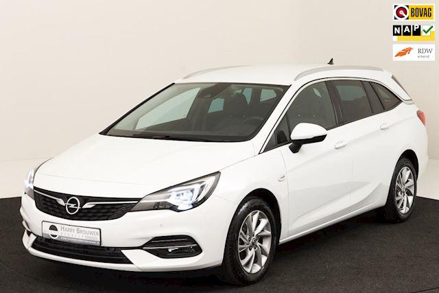 Opel Astra Sports Tourer 1.2 Edition 147PK Nieuwstaat, veel opties, Incl. BTW