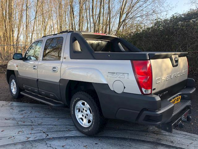 Chevrolet USA Avalanche 5.3 1500   Z71  97.726 KM