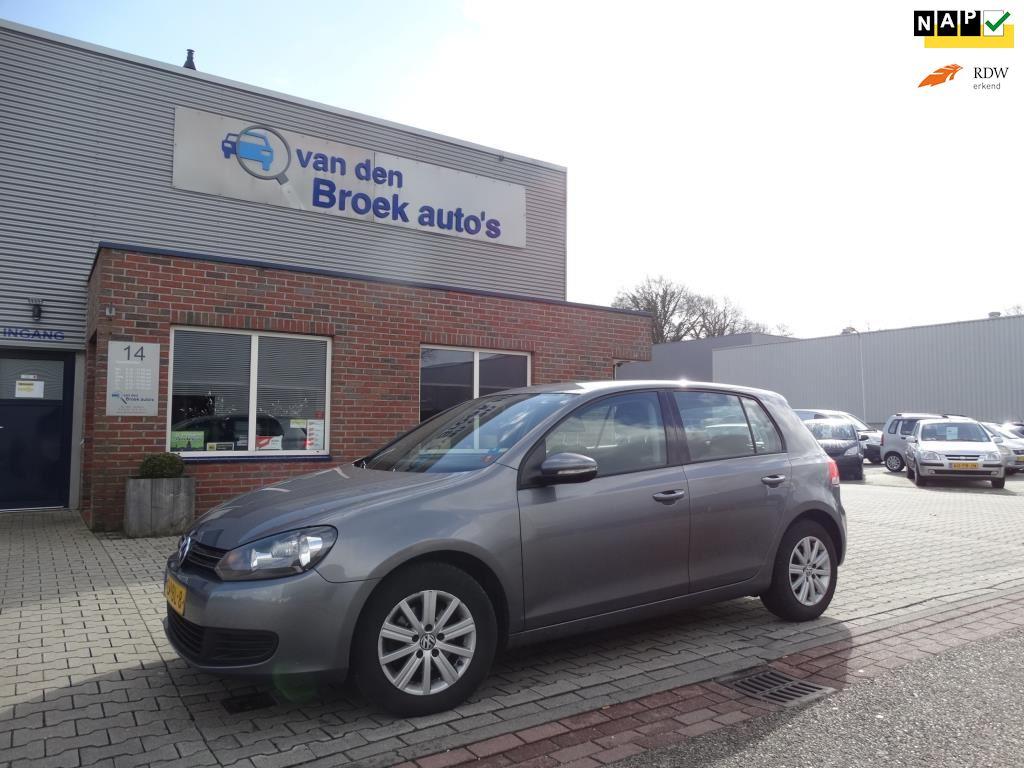 Volkswagen Golf occasion - R. van den Broek Auto's