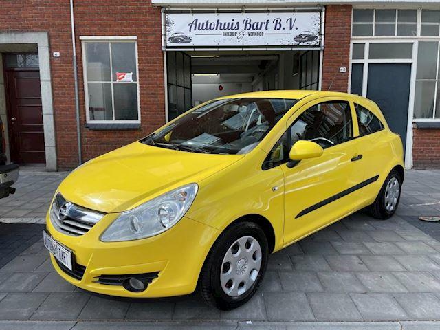 Opel Corsa 1.0-12V Business Airco, Nieuwe APK!