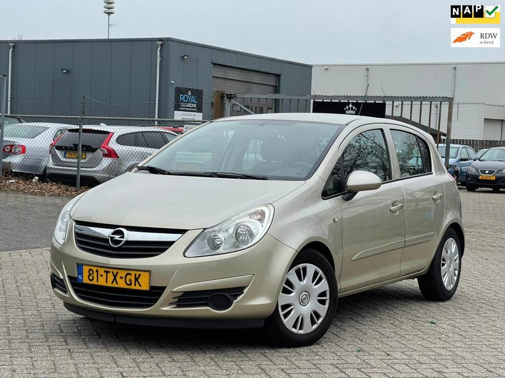 Opel Corsa occasion - Makcars