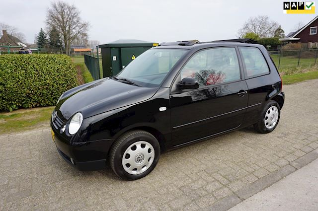 Volkswagen Lupo 1.4-16V OPEN AIR  NAP