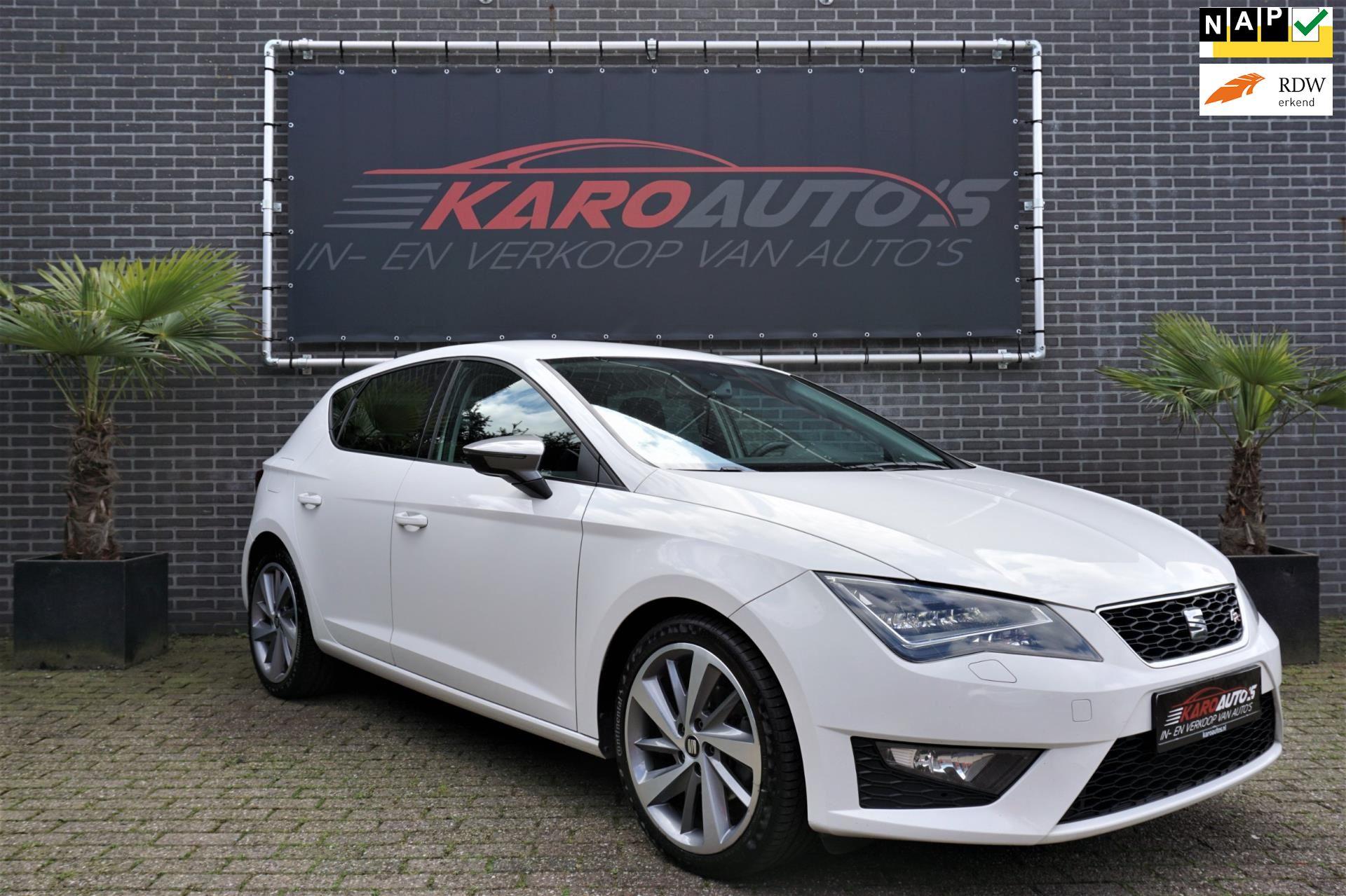 Seat Leon occasion - KARO Auto's