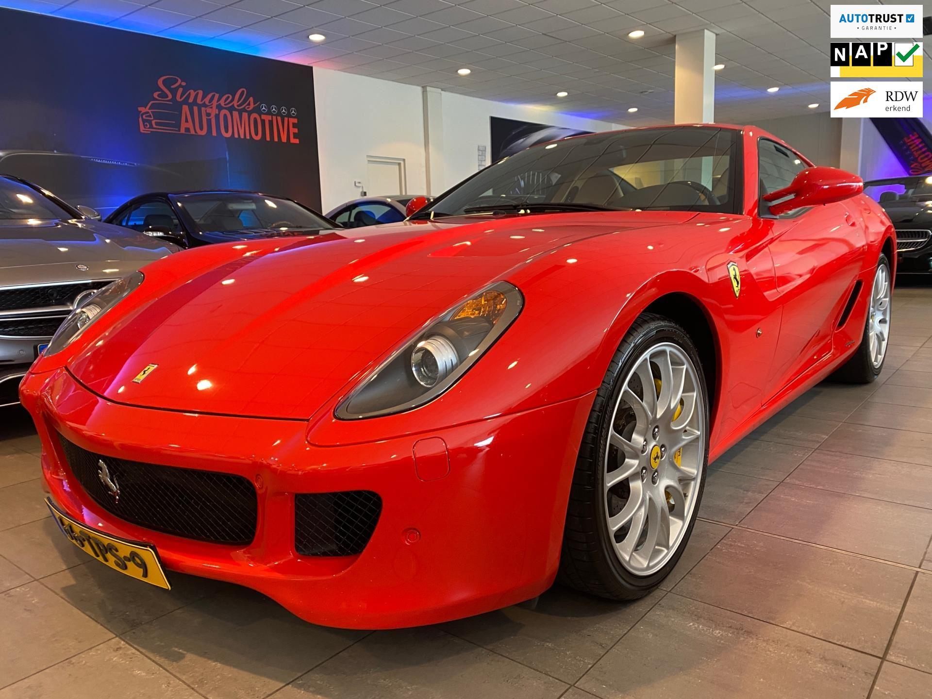 Ferrari 599 occasion - SINGELS AUTOMOTIVE