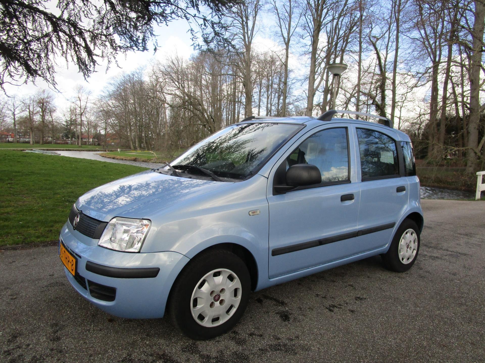 Fiat Panda occasion - Auto Tewes