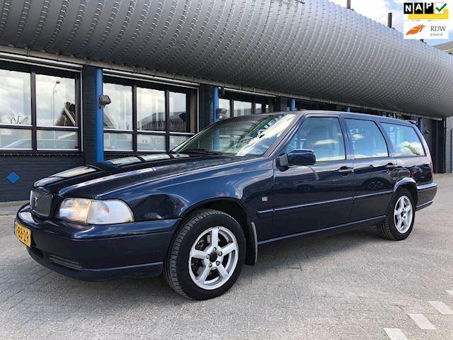 Volvo V70 2.5 Europa AIRCO/APK5-2022/VELGEN