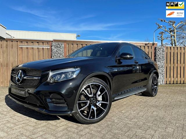Mercedes-Benz GLC-klasse occasion - Schamp Exclusief