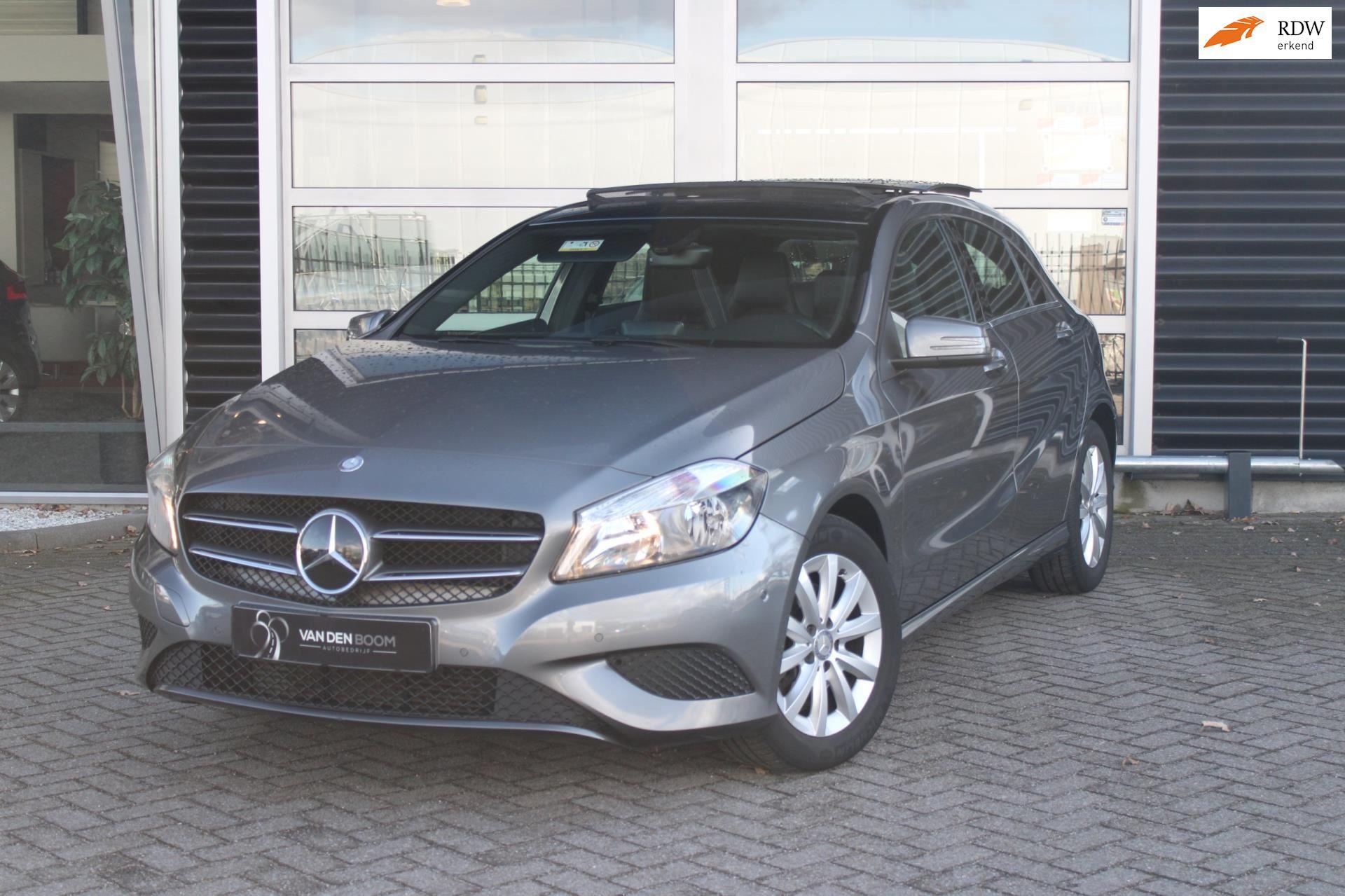 Mercedes-Benz A-klasse occasion - Van den Boom Autobedrijf