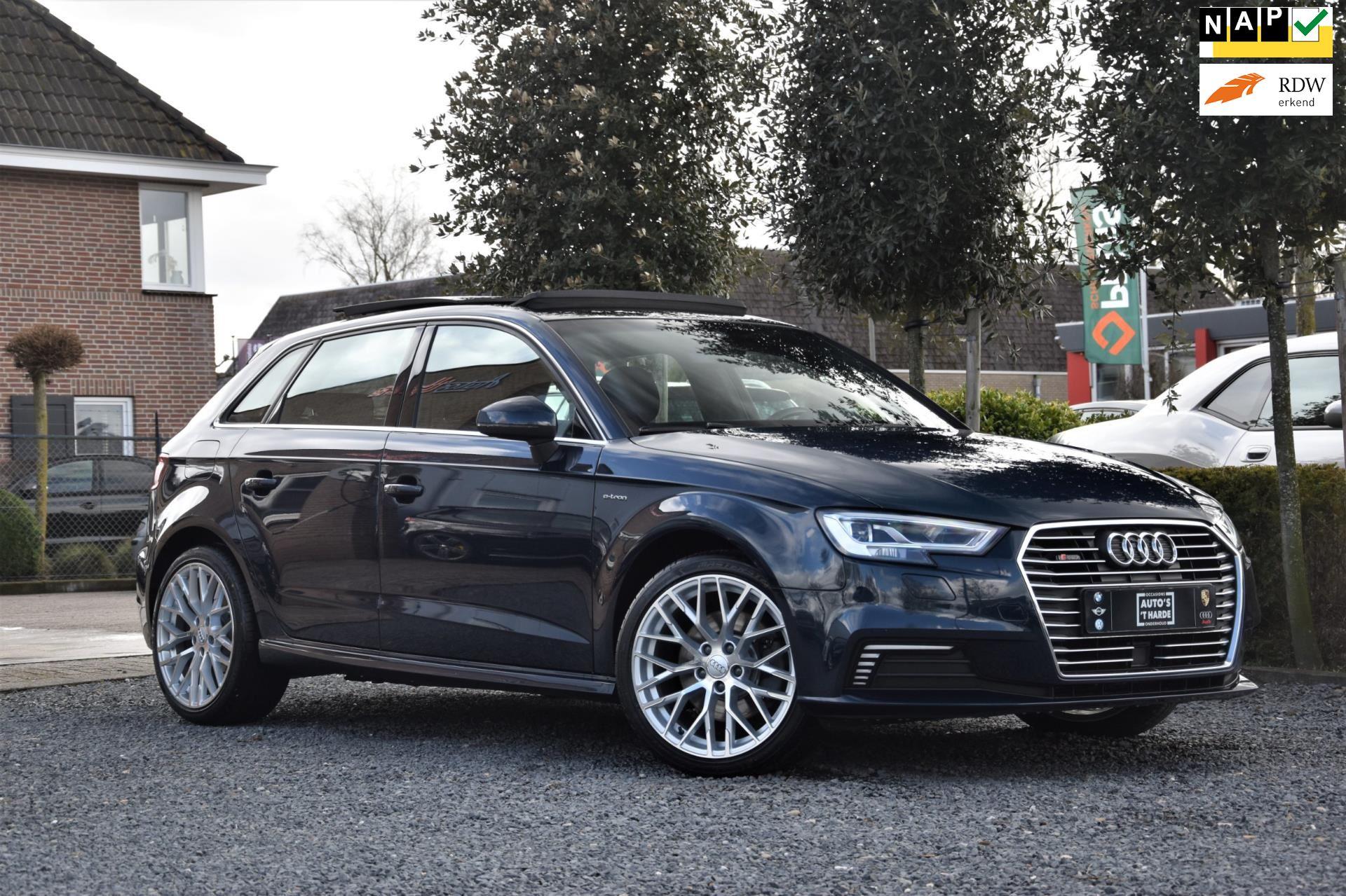 Audi A3 Sportback occasion - Auto`s `t Harde