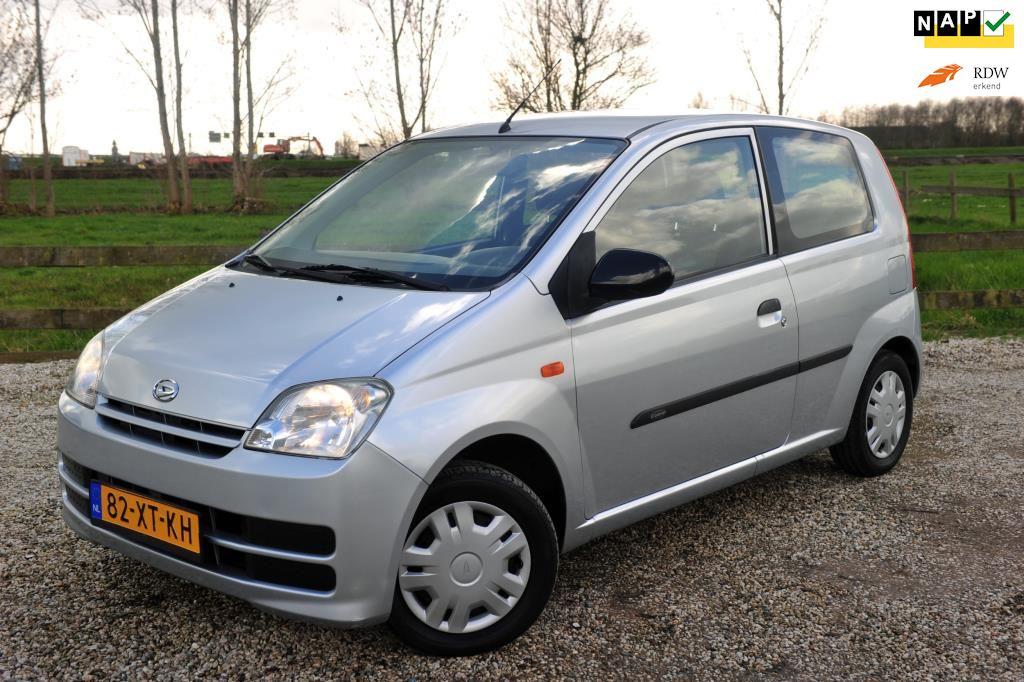 Daihatsu Cuore occasion - Pauw Auto's