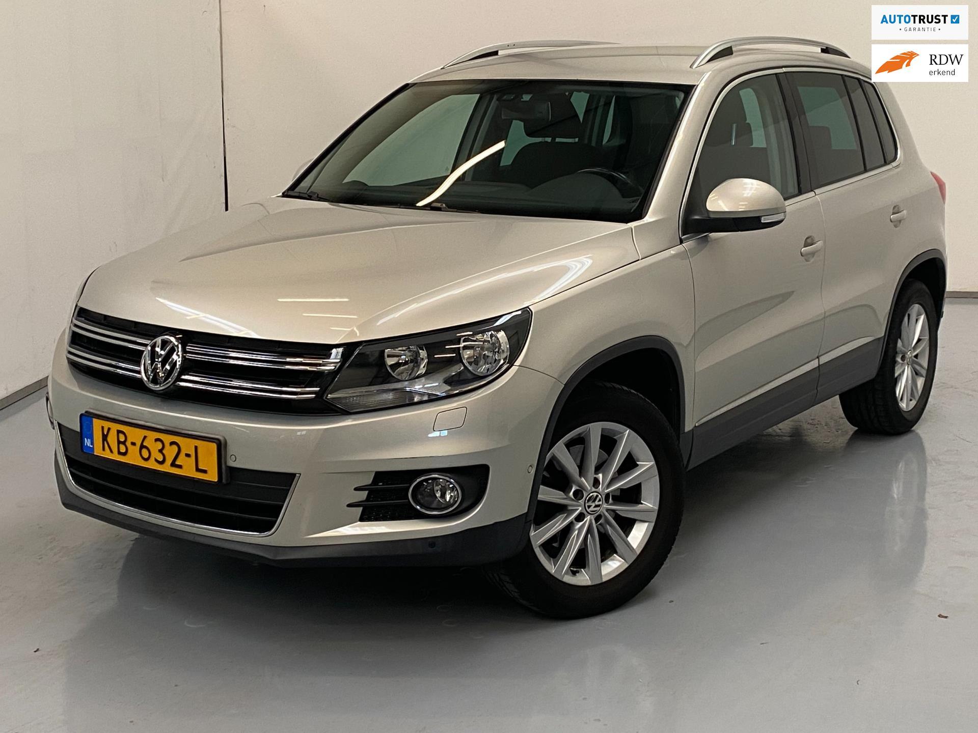 Volkswagen Tiguan occasion - Van den Brink Auto's