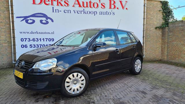 Volkswagen Polo 1.4-16V 5 drs Automaat Airco NL auto Nap