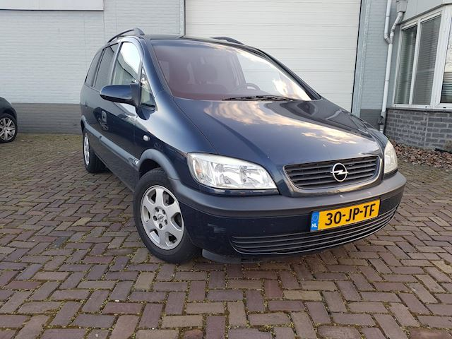 Opel Zafira 1.6-16V Comfort 7prs airco