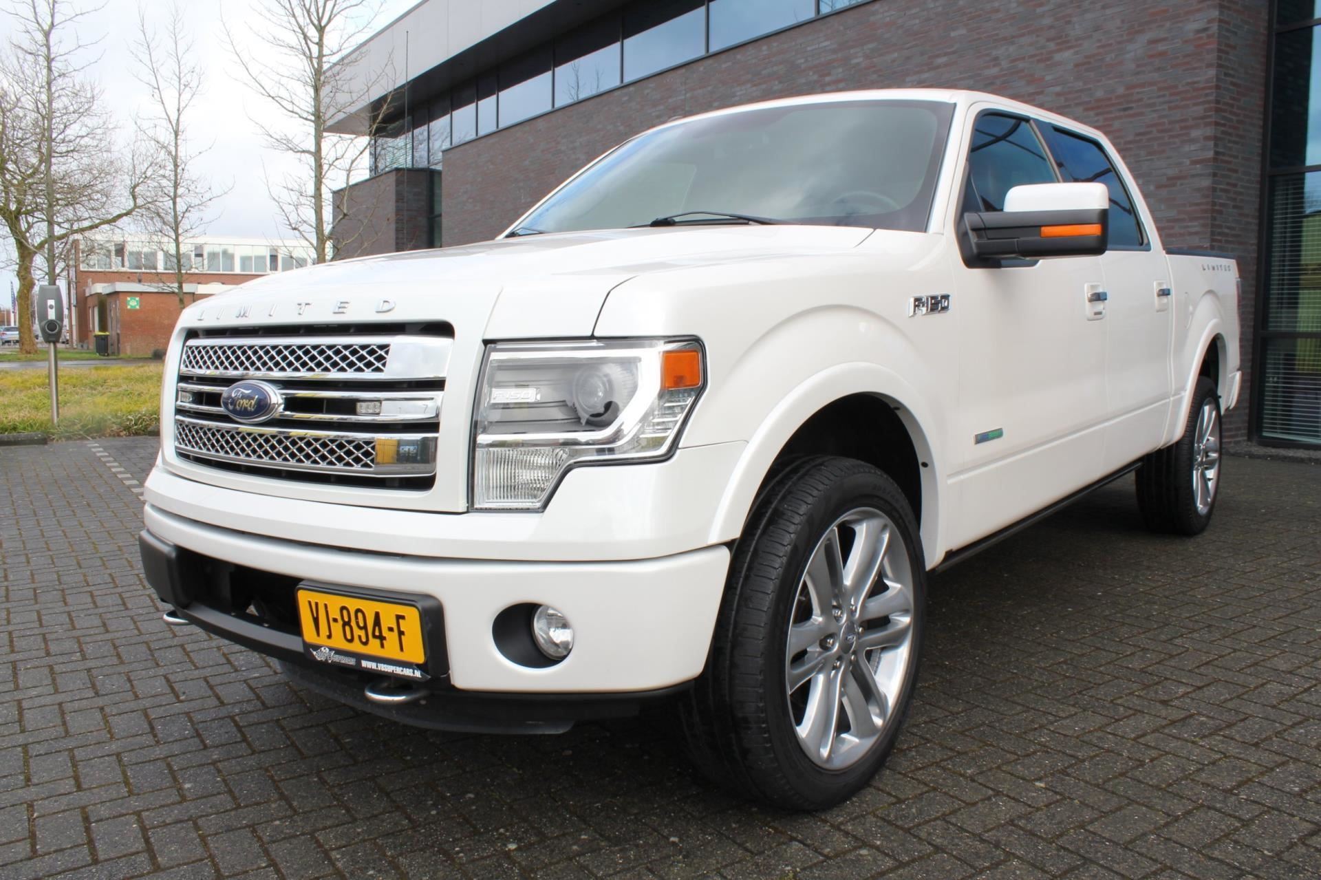Ford F150 Limited panoramadak occasion - Autoflex Grootebroek