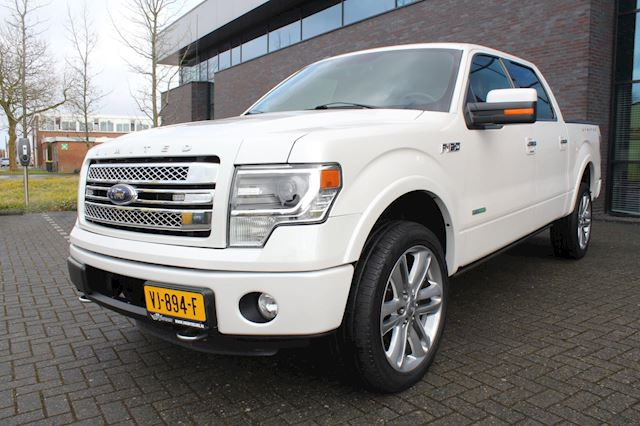 Ford F150 Limited panoramadak