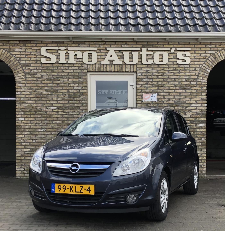 Opel Corsa occasion - Siro Auto's