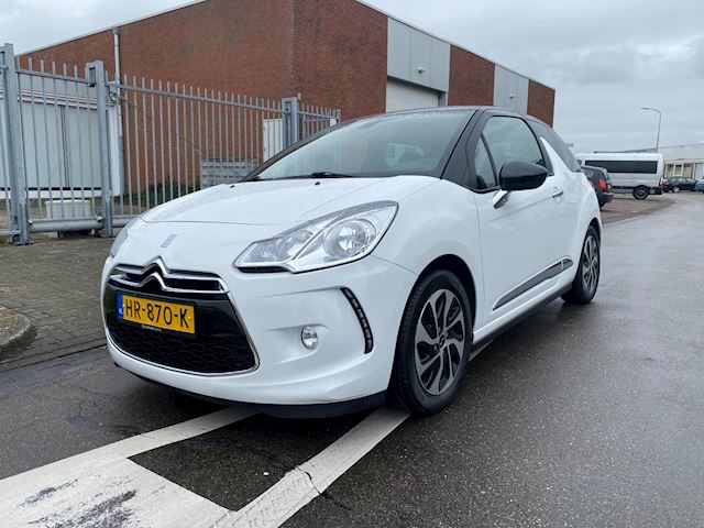 DS 3 1.6 BlueHDi Business / Navi / dealer onderhouden