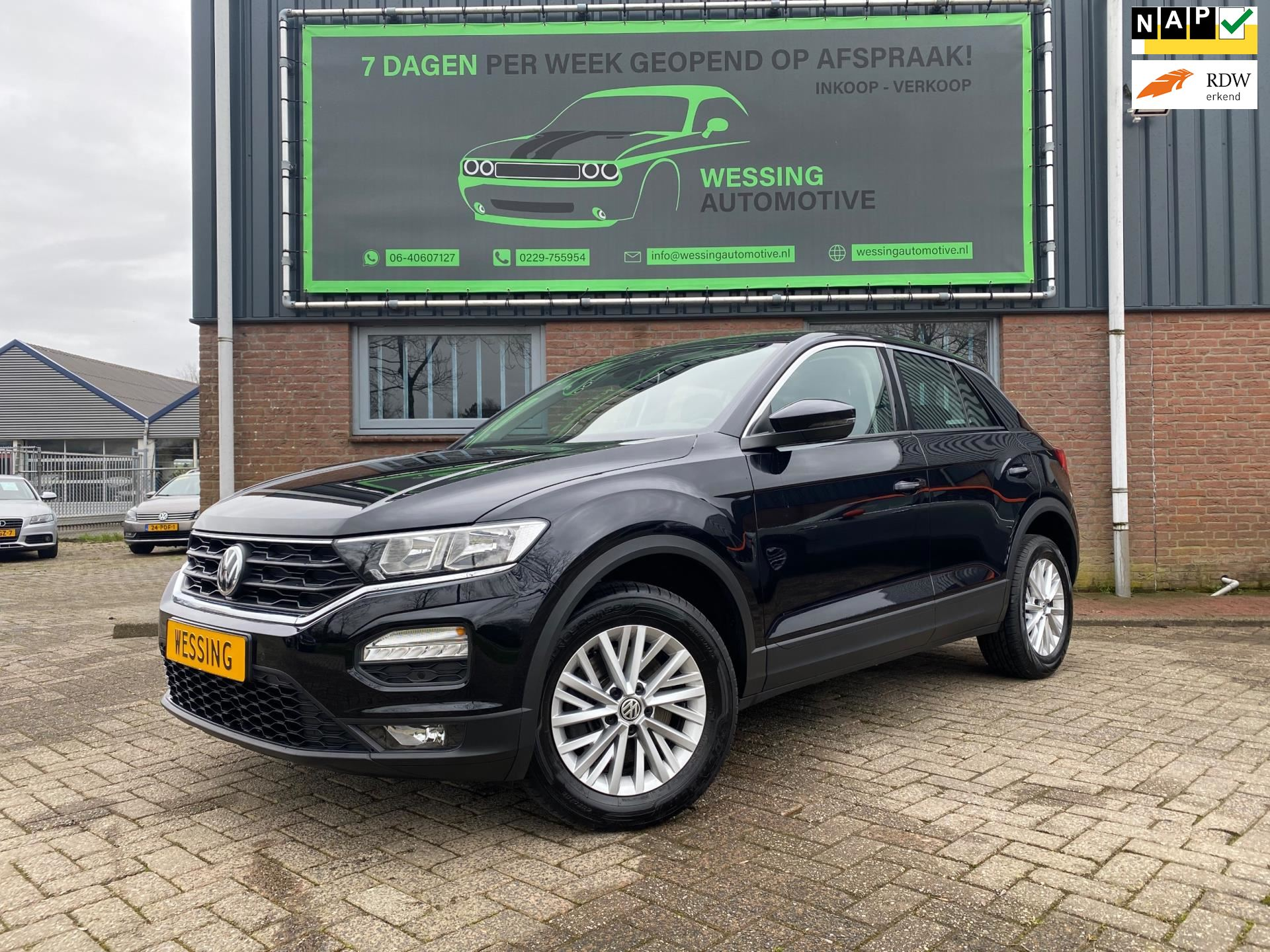 Volkswagen T-Roc occasion - Wessing Automotive