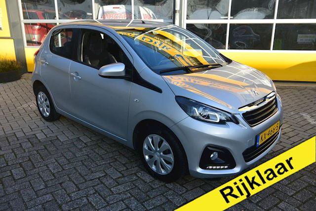 Peugeot 108 zonder afl.kosten + BOVAG garantie