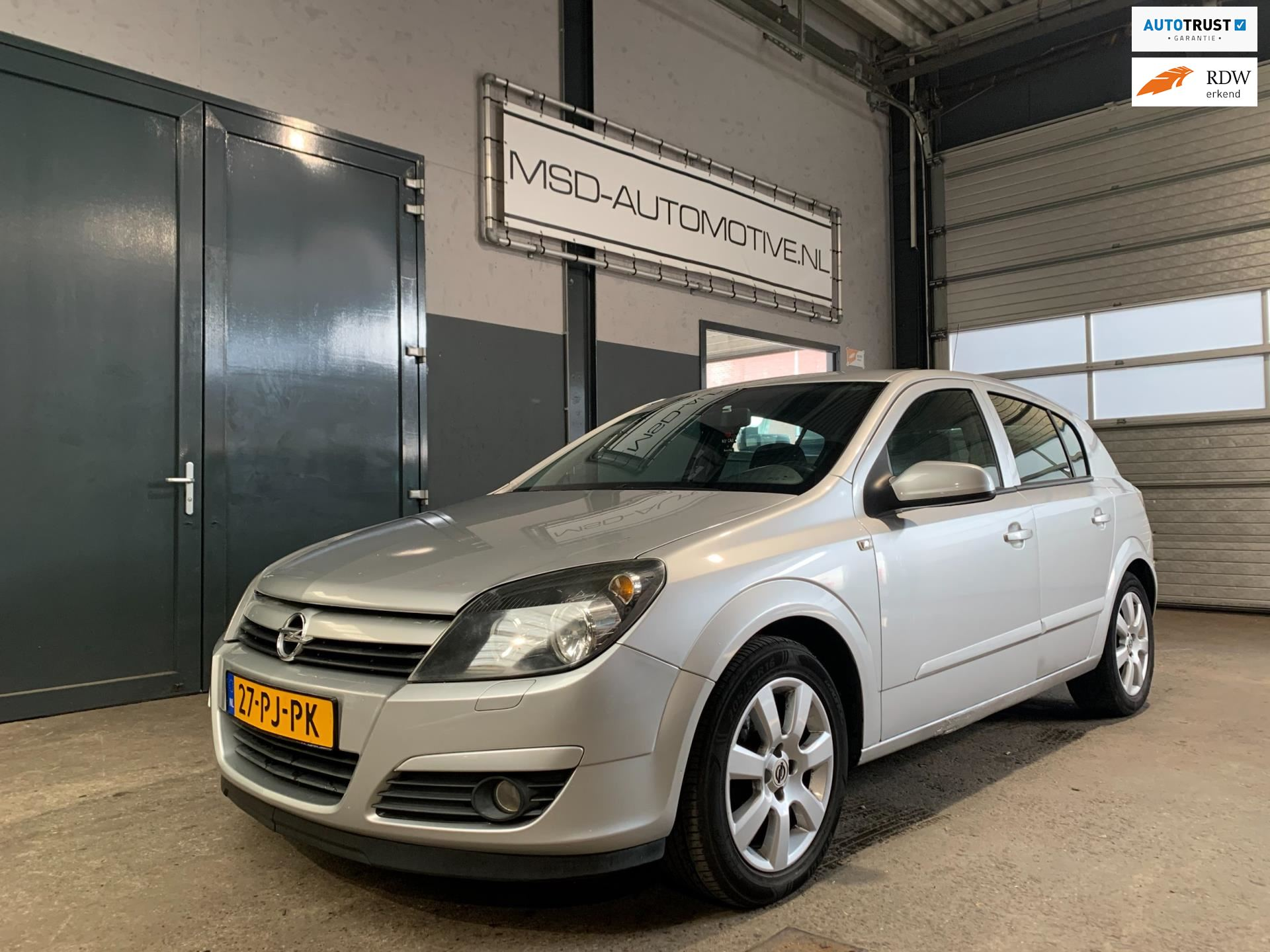 Opel Astra occasion - MSD Automotive