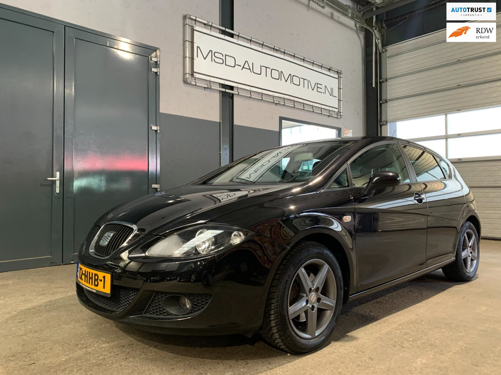Seat Leon occasion - MSD Automotive