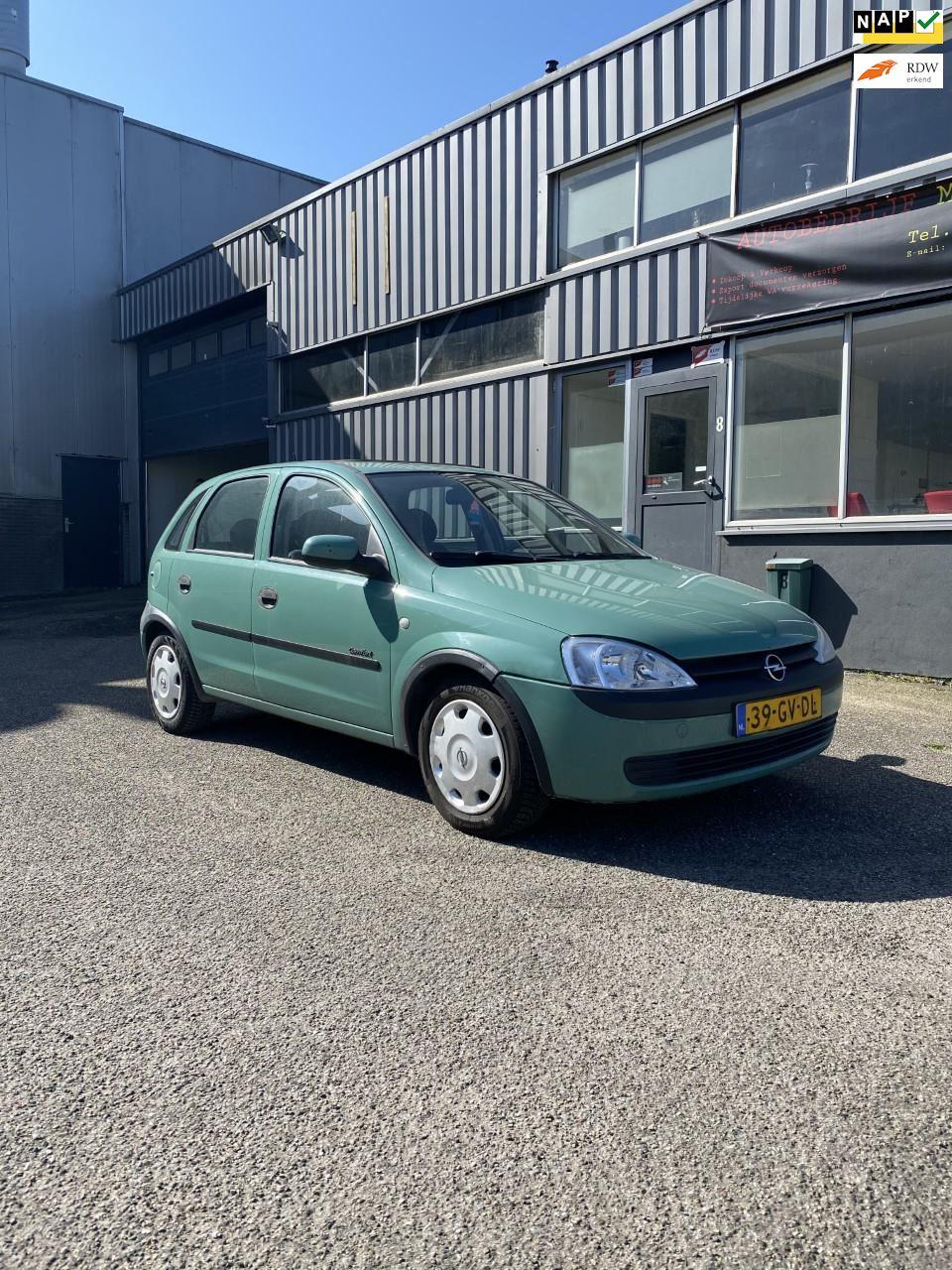 Opel Corsa occasion - Autobedrijf Maximus