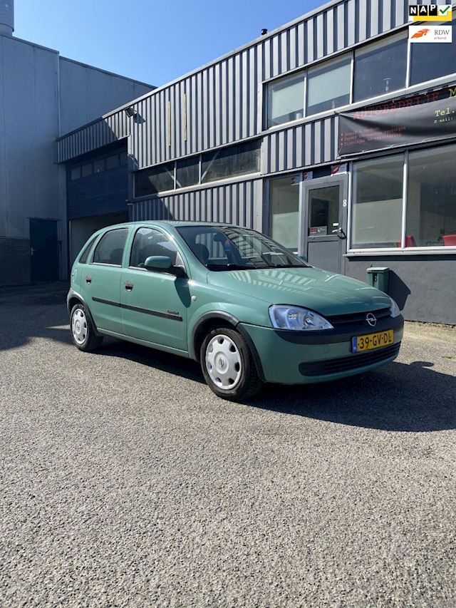 Opel Corsa 1.2-16V Comfort Easytronic