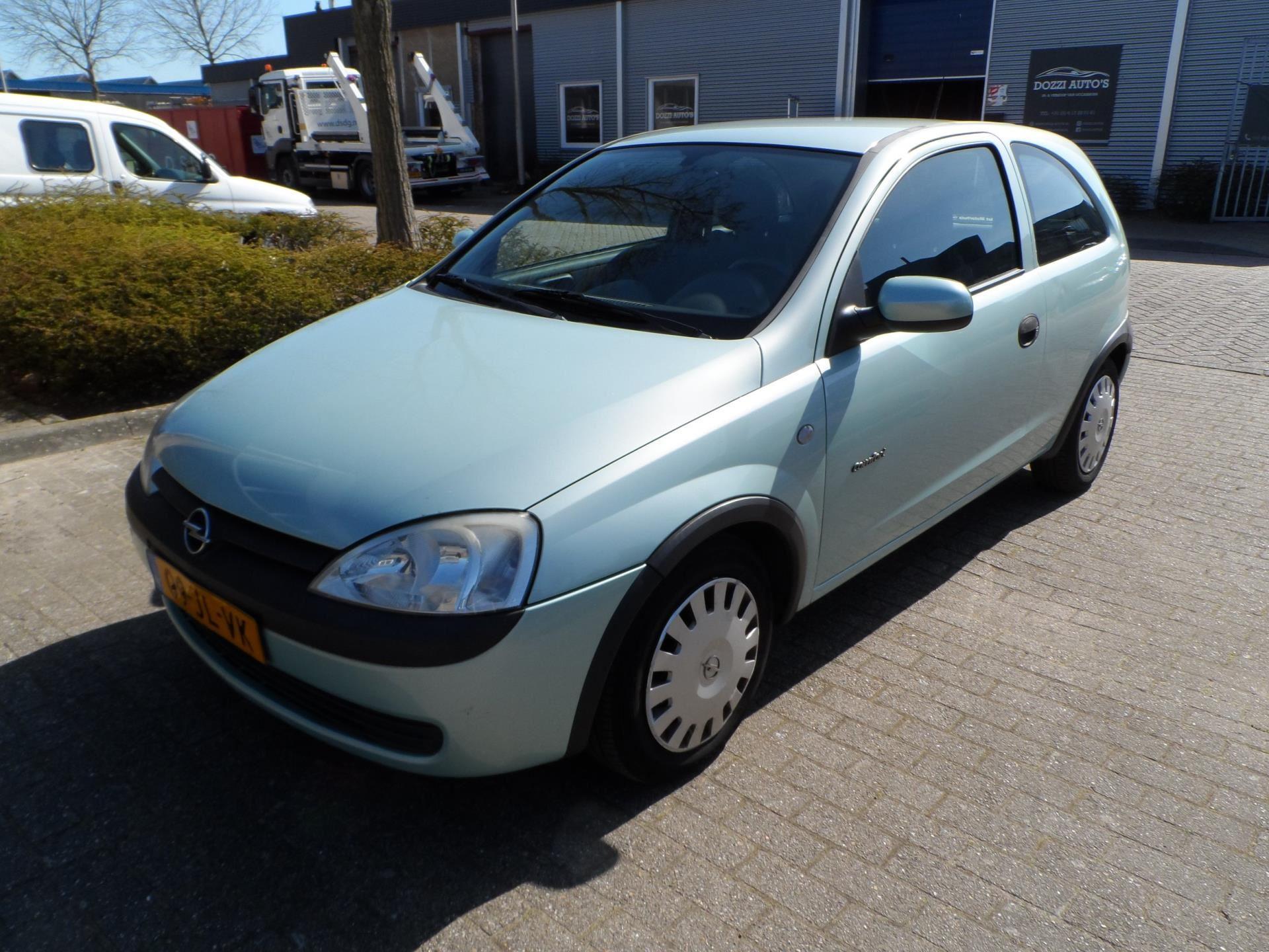 Opel Corsa occasion - Dozzi Auto's