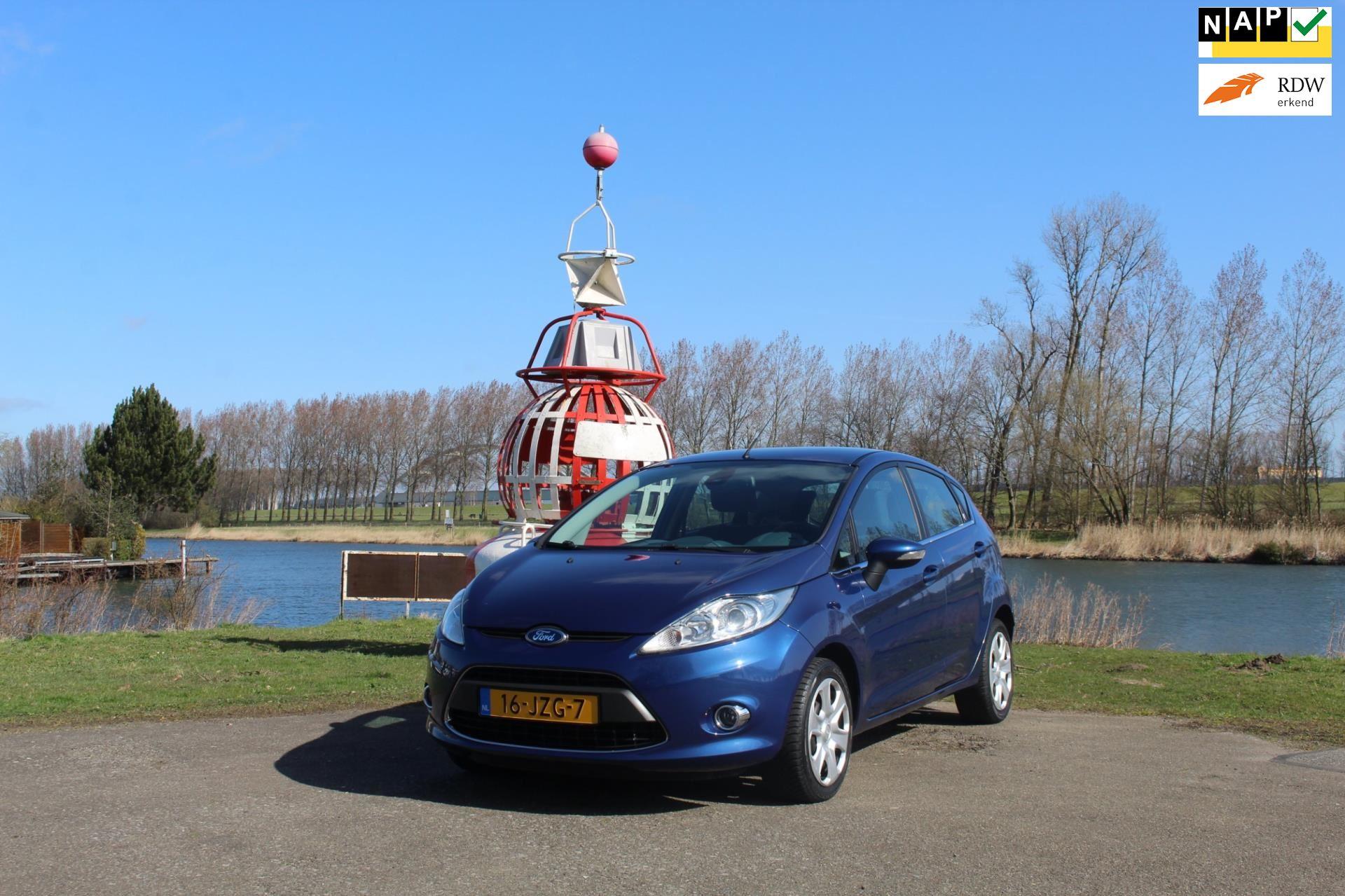 Ford Fiesta occasion - Van Vliet Auto's