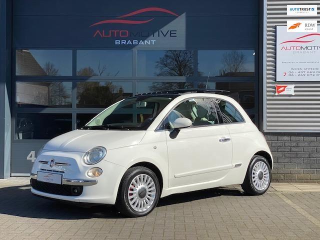 Fiat 500 occasion - Automotive Brabant