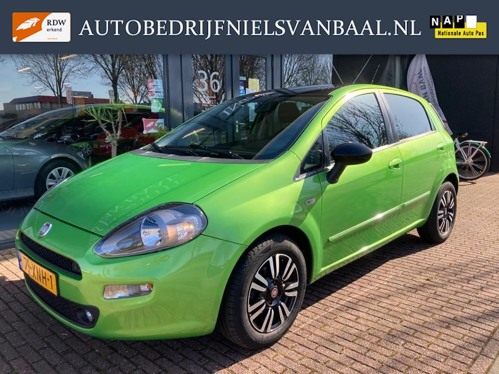 Fiat Punto Evo occasion - Autobedrijf Niels van Baal