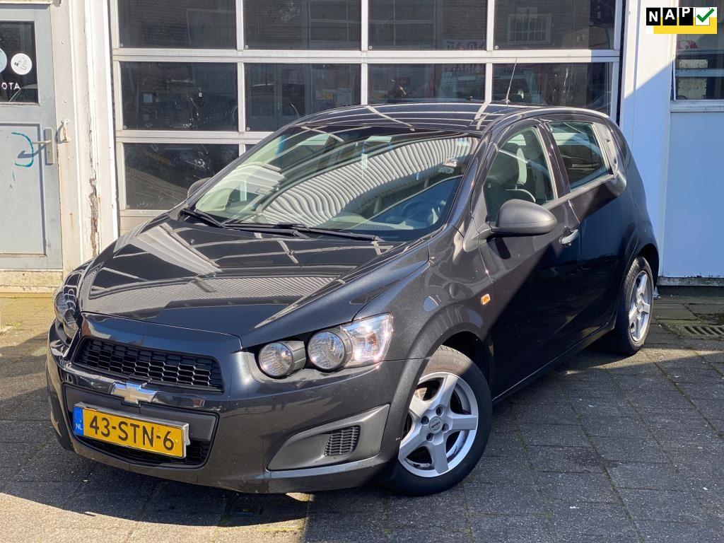 Chevrolet Aveo occasion - Autobedrijf Esmati
