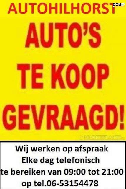 Opel Astra occasion - Auto Hilhorst