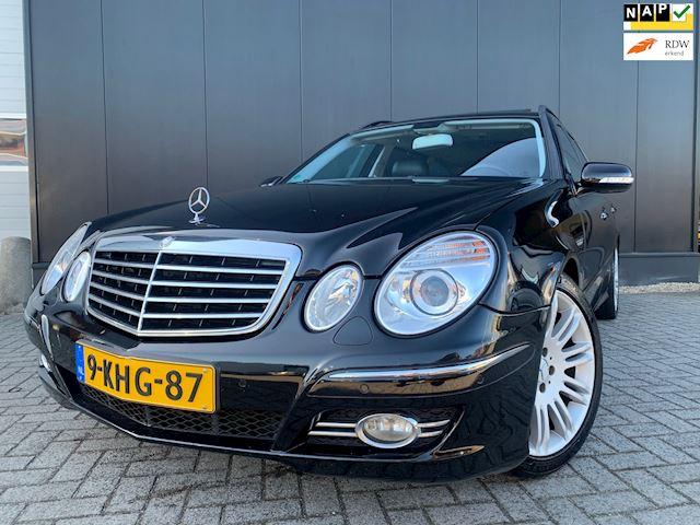 Mercedes-Benz E-klasse Estate 280 CDI Avantgarde '06 Aut/Leder/18'Lmv/Clima/Etc
