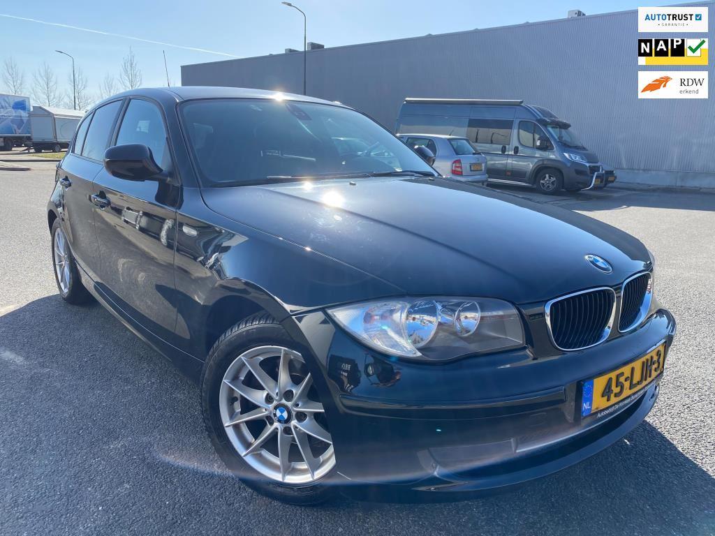 BMW 1-serie occasion - Autobedrijf De Kronkels