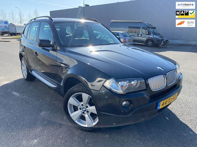BMW X3 occasion - Autobedrijf De Kronkels