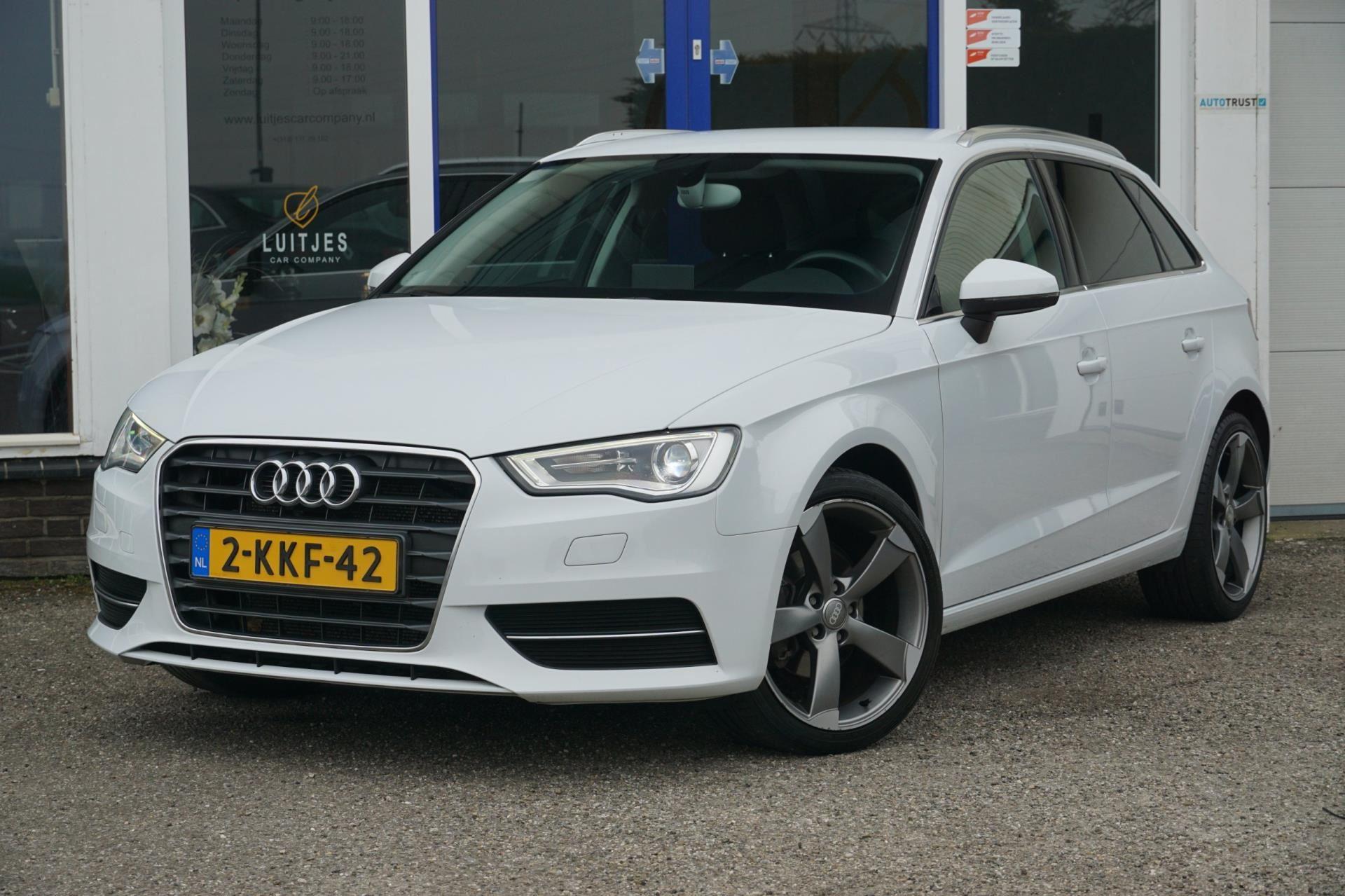 Audi A3 Sportback occasion - Luitjes Car Company