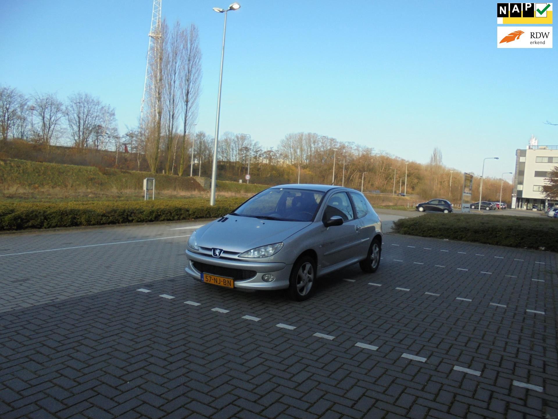 Peugeot 206 occasion - Autohandel Bakkali