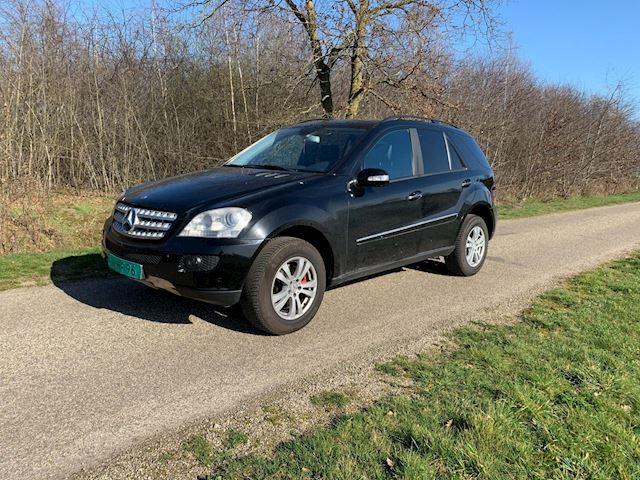 Mercedes-Benz M-klasse 280 CDI Grijs kenteken grijskenteken Marge ML Youngtimer