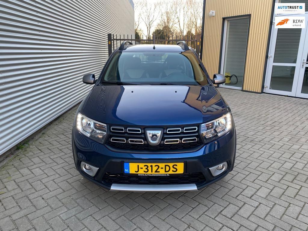 Dacia Sandero occasion - Autoland Den Haag