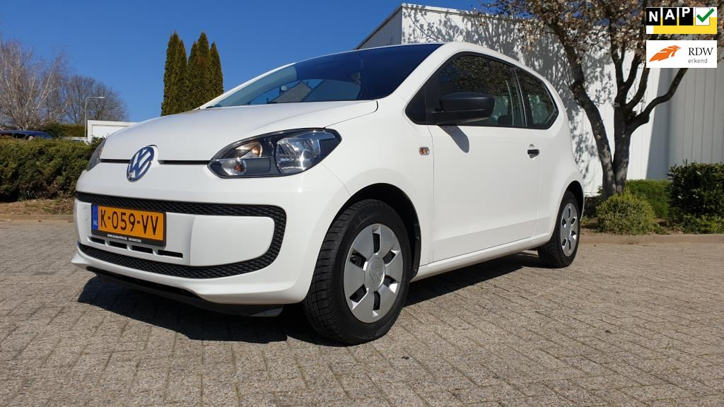 Volkswagen Up occasion - Siar Auto's